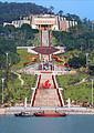 百色起义纪念馆粤东会馆、右江游船、靖西龙邦口岸、烈士陵园二日