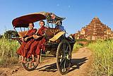 清新缅甸:仰光、丁茵4日游