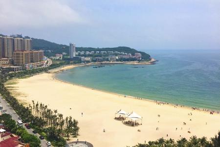 19年:广东台山那琴半岛,梅家大院,浮月碉楼,海陵岛纯玩三日