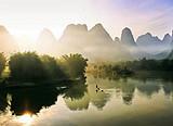 宜州劉三姐故里,船游下枧河,懷遠古鎮,環江牛角寨純玩3日游