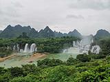 东盟假期:大新德天瀑布,靖西鹅泉,三叠岭瀑布纯玩二日游