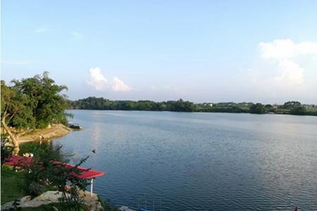 南宁三江口西瓜采摘、同江村、老口水利枢纽大坝、邕江纯玩一日游