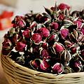 云南金边玫瑰,金边玫瑰花茶,1罐150G,39元2罐