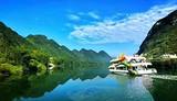河池都安一条会开花的河,大化红水河游船纯玩一日游