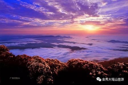 端午:南宁出发金秀莲花山,圣堂湖,含全鱼宴纯玩二日游