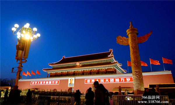 淄博到北京高铁旅游 淄博到北京动车高铁旅游