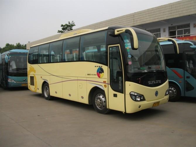 淄博旅游车出租公司出租45座旅游车,手续齐全,