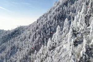 西岭雪山2日游