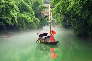 金色三峡  银色大坝  绿色宜昌二日游