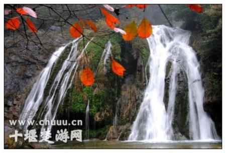 郧县龙吟峡风景区-图片欣赏