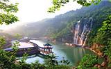 泰和山风景区(黄花溪+天缘谷)