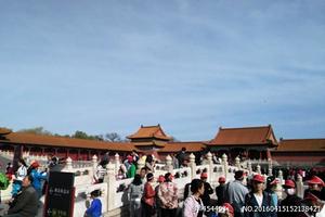 【特惠游北京】休閑三日游 全程不推自費.一票到底