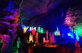 泰安地下大裂谷景区一日游 赠送二期游乐场免费畅玩