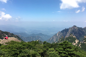 醉美徽州:黃山+屯溪雙古街 【純玩】高鐵三日游