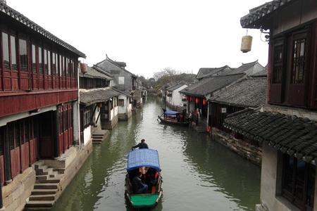 【全景苏沪杭】+西塘+西湖+乌镇三大水乡四日 全程0自费