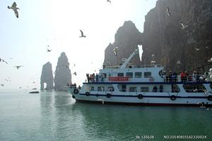<蓬莱万鸟岛休闲二日游> 吃住渔家标间 近距离感受大海