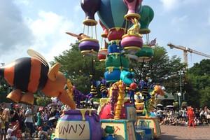上海迪士尼樂園+七里山塘+上海外灘【精品純玩】汽車三日游