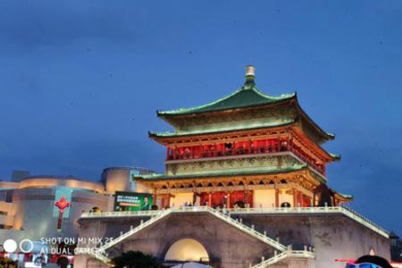 西安、临潼、乾陵、法门寺、华山双飞五日游  太阳城娱乐国际出发旅游