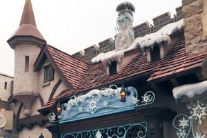 【绮梦迪士尼】华东五市+上海迪士尼乐园五日游 商务酒店自助早