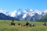 『疆之味』新疆吐鲁番、库木塔格沙漠、天山天池、胡杨林园6日游