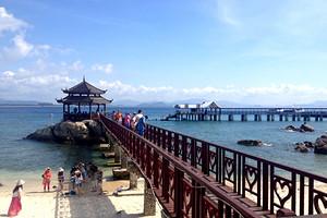 <阳光海岸五日游>阳光完美海南旅游 海口进出