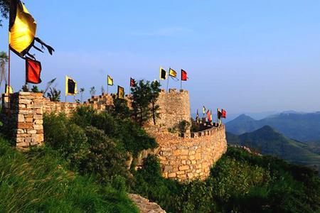 【沂水天上王城一日】淄博去沂水天上王城旅游、天上王城一日游