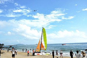 【歡樂海南】海口雙飛六日游-專為愛玩海的人量身定制