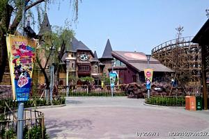 天津欢乐谷+文化古街两日游 太阳城娱乐国际出发旅游