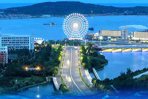 【海洋之梦】青岛极地+游艇环游+金沙滩+五星豪华度假2日游