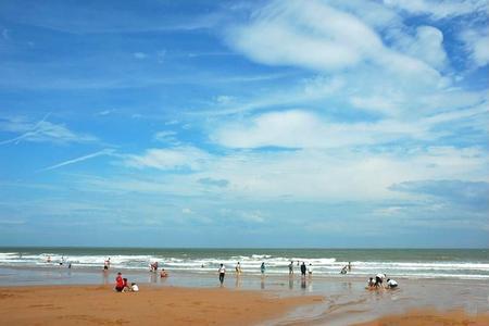 【日照璀璨之旅】日照海洋牧场、出海捕鱼、赛龙舟四星2日游