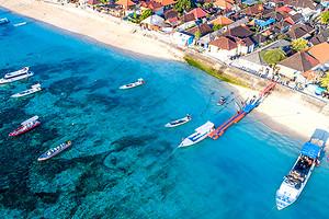 【自在巴厘】巴厘島6晚8天 濟南直飛  6晚度假泳池酒店
