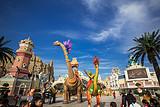 【夏日童玩节】常州恐龙园+上海乐高+科技馆+上海环球中心四日