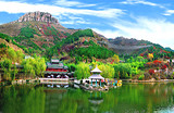 济南红叶谷生态文化旅游区