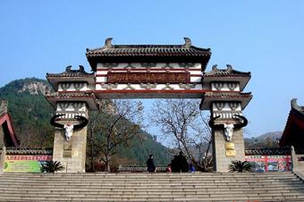 济南九顶塔中华民俗欢乐园