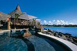 郑州到海岛毛里求斯自由行度蜜月9日游