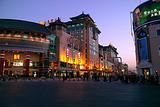 郑州到北京休闲五日游