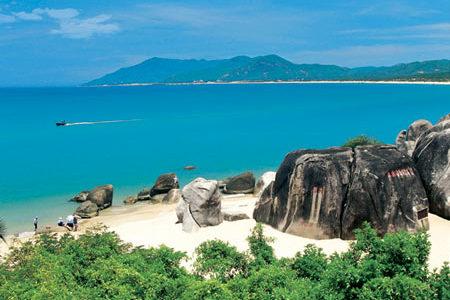 郑州到三亚蜈支洲岛亲海时光五日游