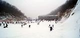 郑州到嵩顶滑雪滑雪一日游