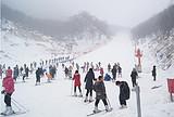 郑州到尧山滑雪一日休闲游