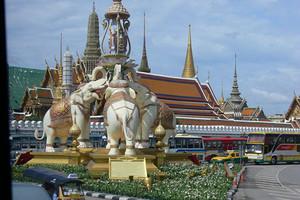 郑州到泰国旅游团报价_泰国风情双乐园6日游