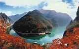 青天河风景区成人门票+双程船票