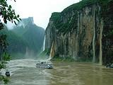郑州到三峡大瀑布、三峡大坝、船游西陵峡全景四日游