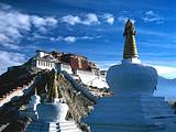 【西藏桃花节】郑州到西藏拉萨、林芝桃花节、日喀则全景11日游