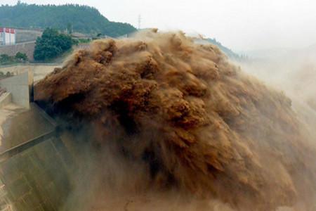 郑州到小浪底观调沙一日游