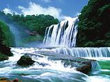 郑州到贵州黄果树瀑布旅游_贵州黄果树西江纯玩双飞5日游