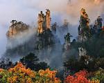 郑州到长沙、韶山、张家界森林公园、天门山玻璃栈道6日游