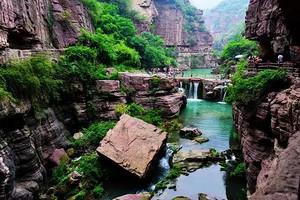【河南古都游】郑州到少林寺、龙门石窟、白马寺、开封3日游