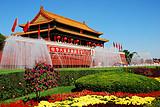 郑州到北京汽车四日游