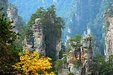 郑州到湖南张家界、天子山、袁家界、黄龙洞、凤凰古城空调六日游
