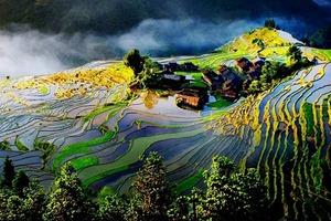 郑州到广西桂林、阳朔、龙脊梯田民俗风情纯玩游